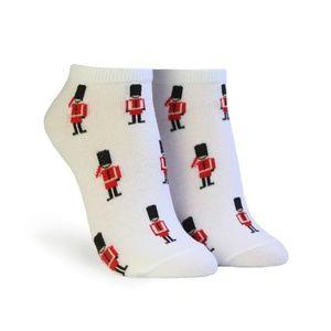 💓3/$15💓 Palace Foot Guard Print Ankle Socks